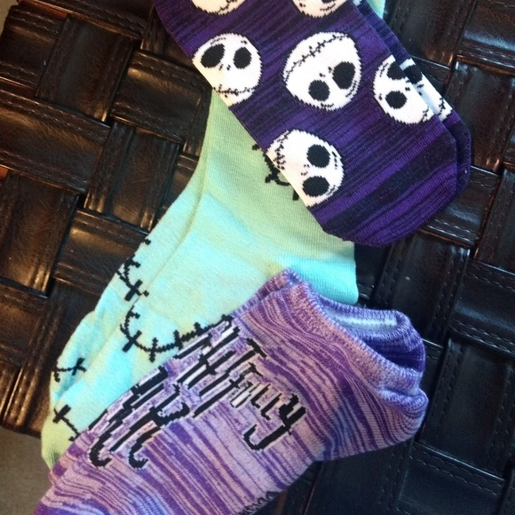 💰Nightmare Before Christmas socks